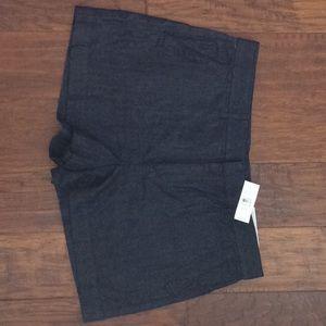 LOFT new with tags denim shorts